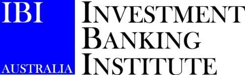 Investment Banking Institute Pty Ltd